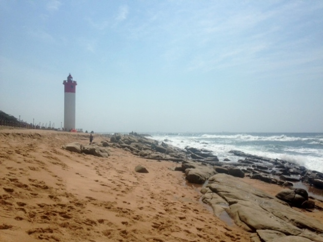 uMhlanga Rocks lighthouse
