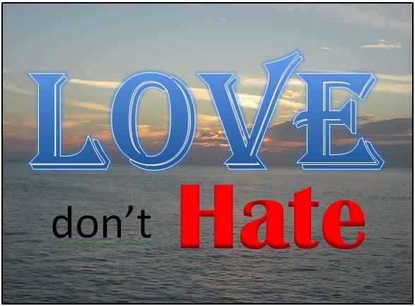 Love dont Hate JPG