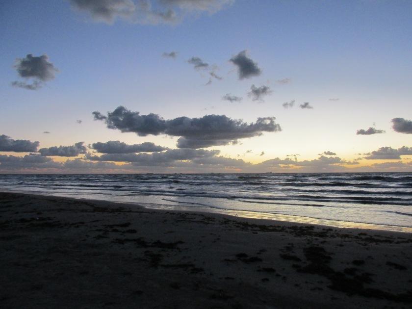 early sun