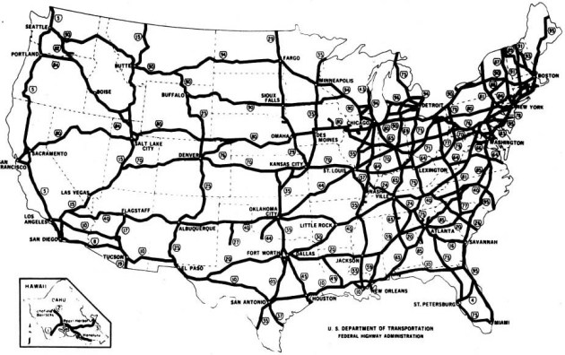 interstate-highway-map