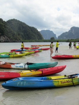 kayak-break