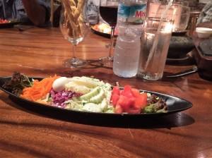 Carnivore salad