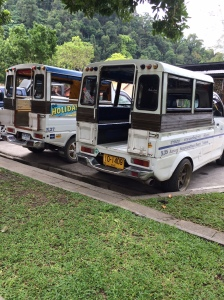 Tuk tuks ready