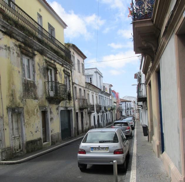 Ponta Delgada street