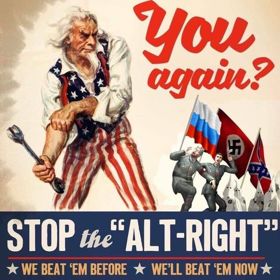 Stop the alt right