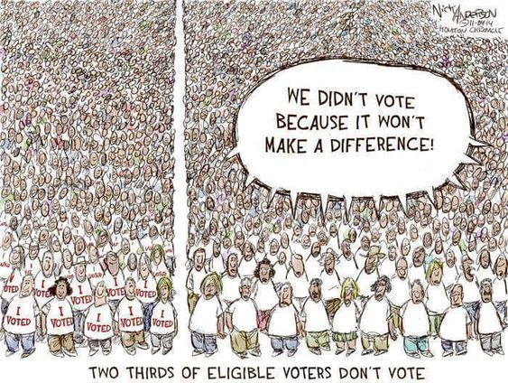 non-voters