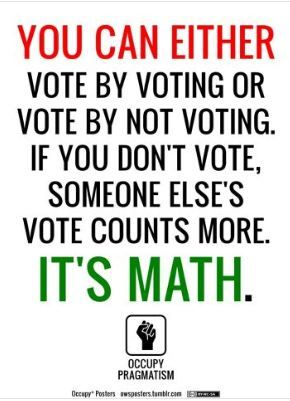 Vote by voting