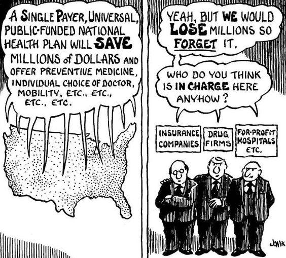 for-profit medicine