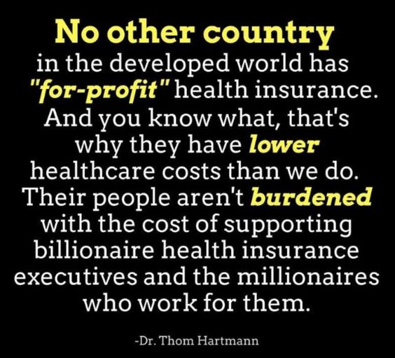 healthcare - non-profits