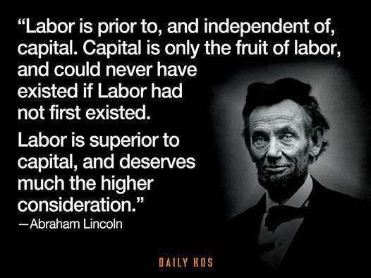 labor day abe
