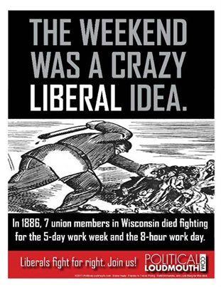 labor day fight