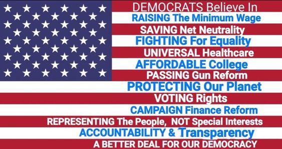 Democrats believe