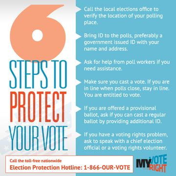 protect your vote