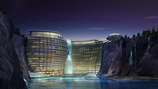 quarry hotel