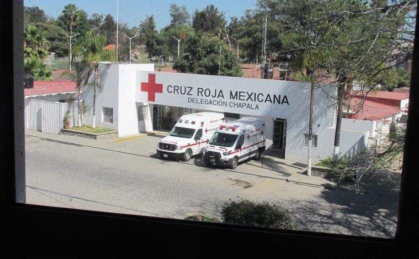 View of Cruz Roja