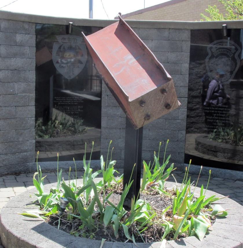 Canastota 9-11 memorial