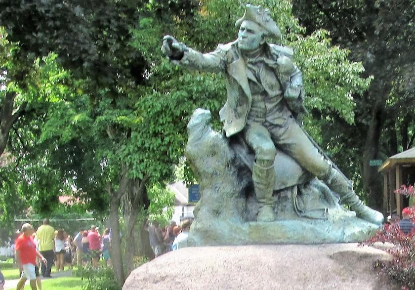 Gen. Nicholas Herkimer