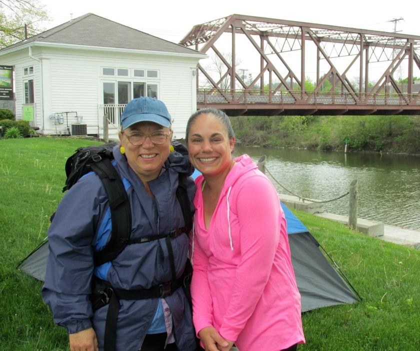 Kayaker Desiree