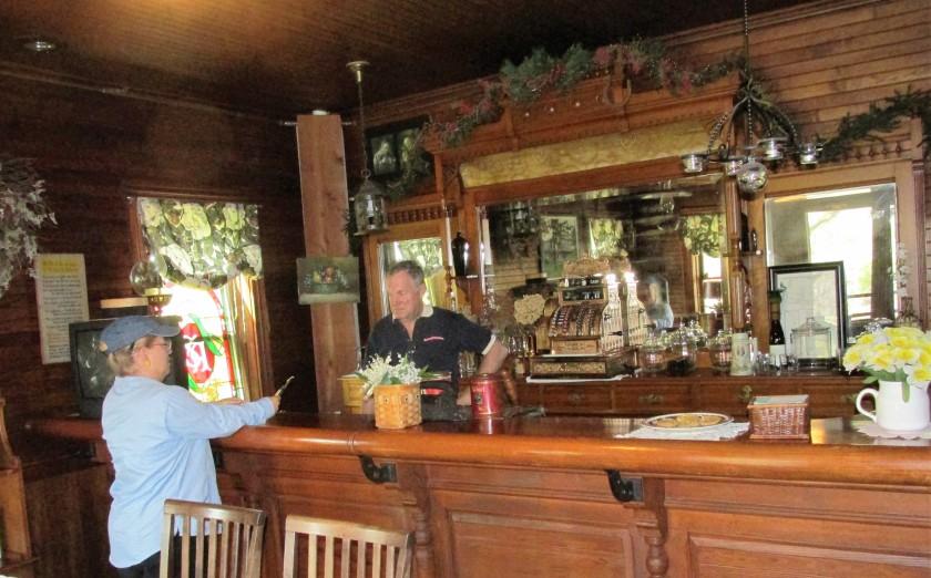 Tavern Room - Adams Basin Inn